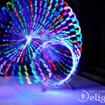 Delighters LED hoop