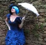 D Blue Lady 1S