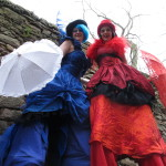 D Blue&Red Ladies1